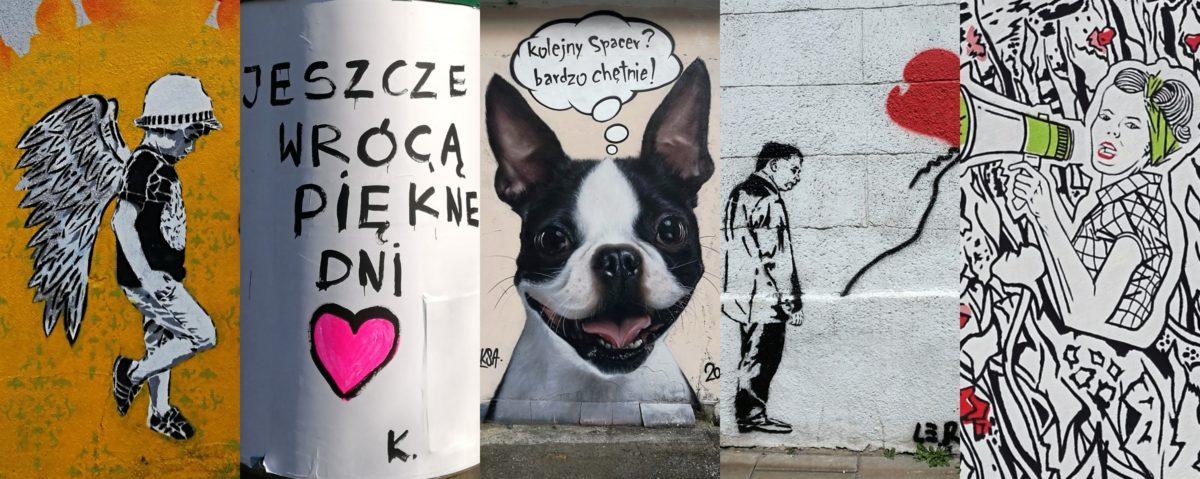 Wandale nadchodzą, czyli przebudzenie aktywistów – street art w 2020, roku pandemii
